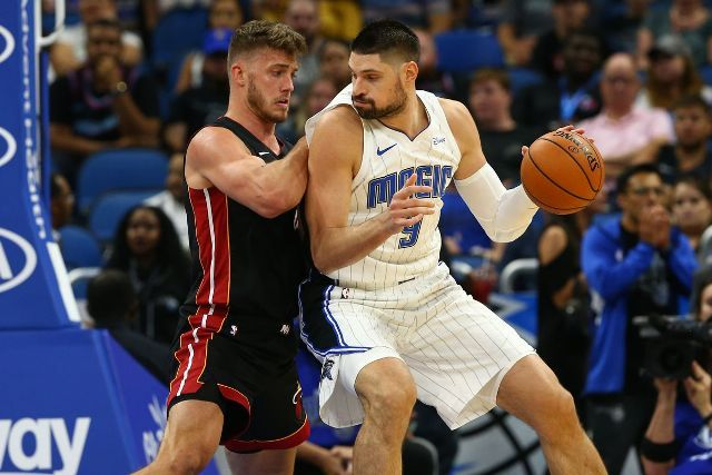 Magic And Nikola Vucevic To Host Mavericks At Amway Center