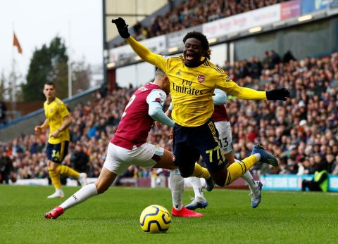 Arsenal To Know Extent of Saka's Injury Today