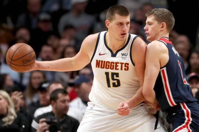 Nuggets And Nikola Jokic To Host Lakers At Pepsi Center