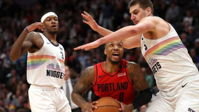 Nuggets And Nikola Jokic Will Host Blazers At Pepsi Center