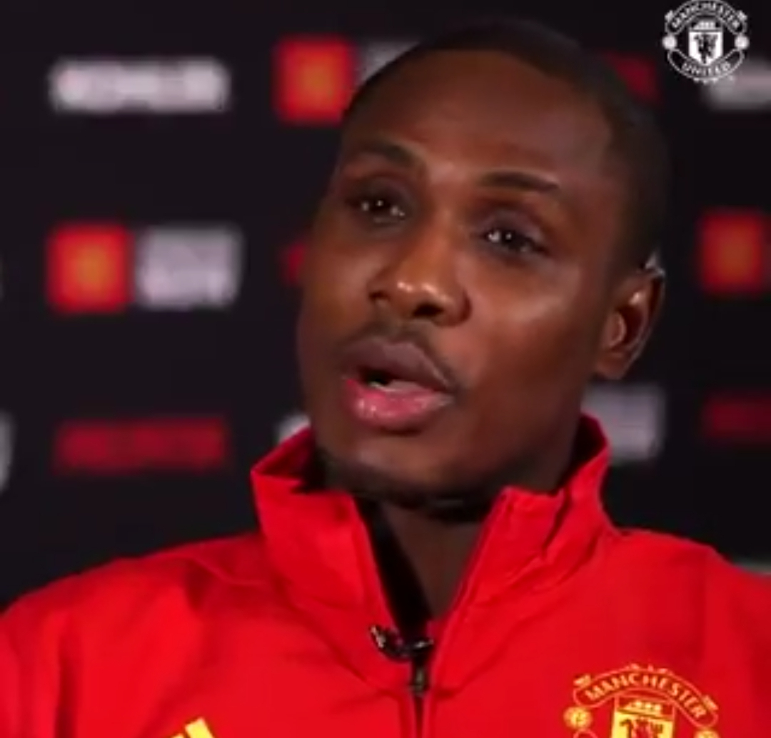 Ighalo Excited As Fans Migrate With Him, Become Man United New Converts