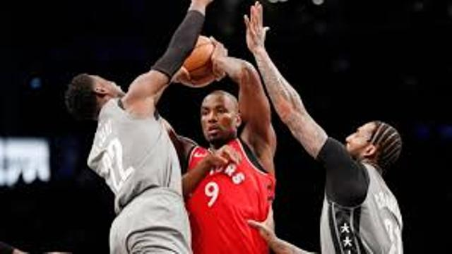 Serge Ibaka Drops 28 points As Raptors Lose To Nets 101-91 On The Road