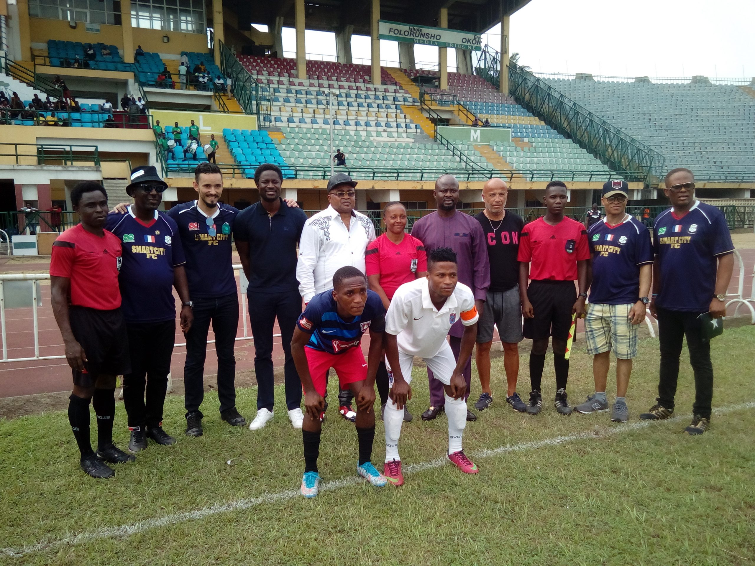 Smart City FC Concludes Talent Hunt Program