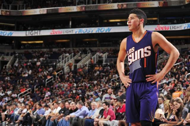 Suns And Devin Booker To Host Clippers At Talking Stick Resort Arena