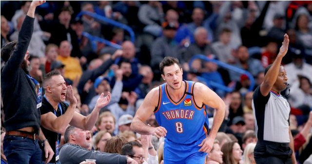 Thunder And Danilo Gallinari To Host Kings At Chesapeake Energy Arena