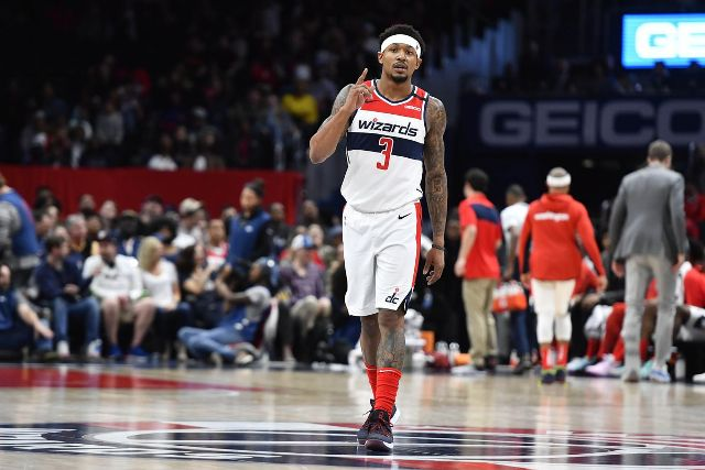 Wizards And Bradley Beal Will Host Mavericks At Capital One Arena