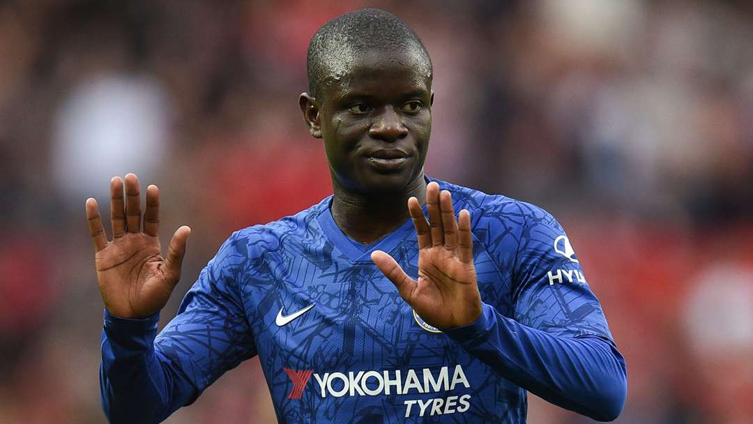 Kante Out Of Chelsea vs Spurs Clash With Injury; To Be Sidelined For Three Weeks