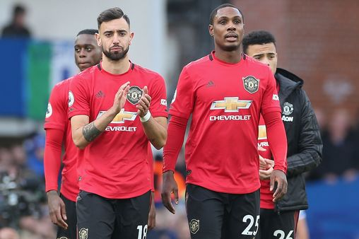 Ighalo Subbed On As Man United Overcome City In Hard-Fought Derby