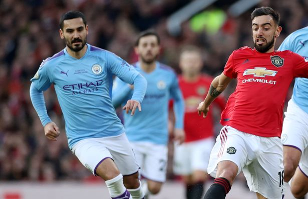 Gundogun Slams Fernandes For Cheating In City's Defeat To Man United