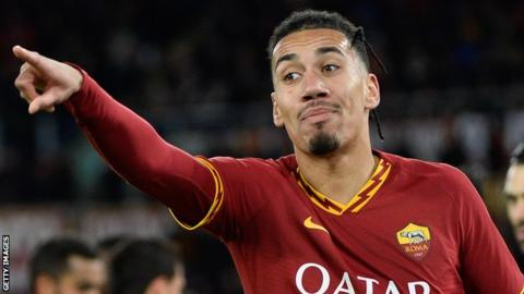 Roma To Face Competition From Arsenal, Spurs For Smalling