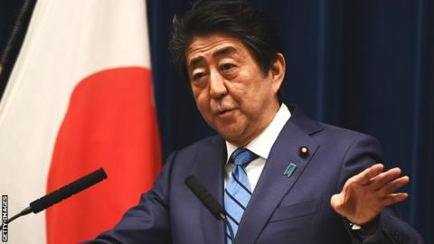 Japan PM Abe Confident Tokyo Olympics Will Go Ahead As Planned Amid Coronavirus Outbreak