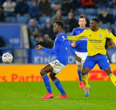 FA Cup: Iheanacho, Ndidi In Action As Leicester Beat Birmingham; Norwich Send Spurs Packing