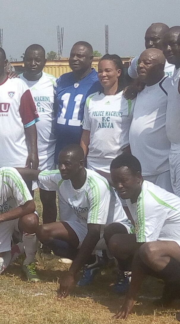 Nigeria Police Games: Ajunwa Leads Force Headquarters To Win Football Gold
