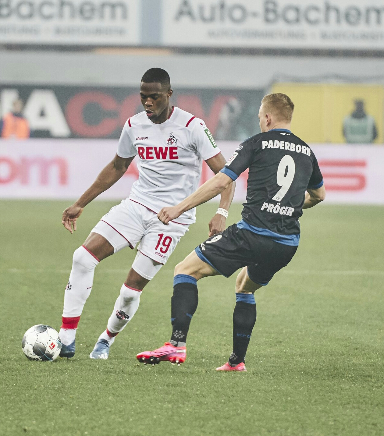 Bundesliga: Ehizibue Subbed On As Cologne Suffer Home Defeat In Opener