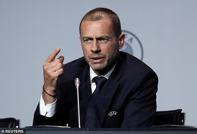 UEFA President Ceferin Wants England To Scrap League Cup