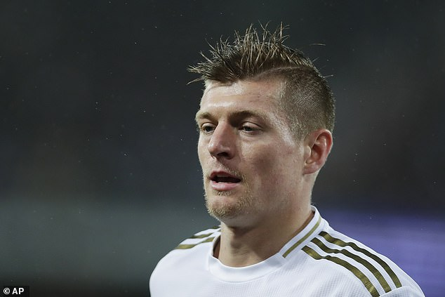 Bayern Intensify Talks To Re-sign Kroos From Real Madrid