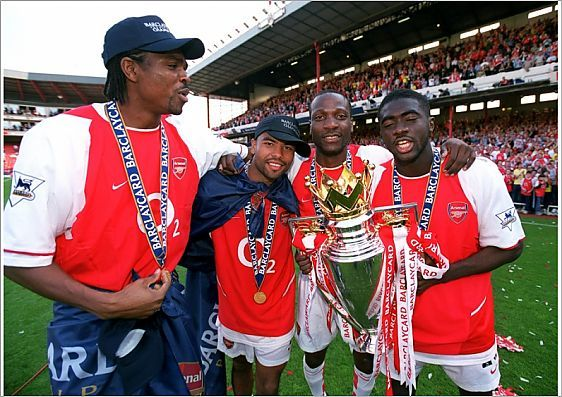 Toure: Why Kanu Was Never An Inspiration To Me At Arsenal