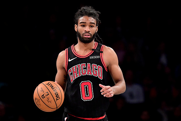 Bulls And Coby White To Host Cavaliers At United Center