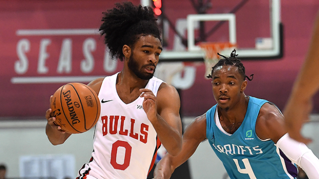 Bulls And Coby White To Host Pacers At United Center