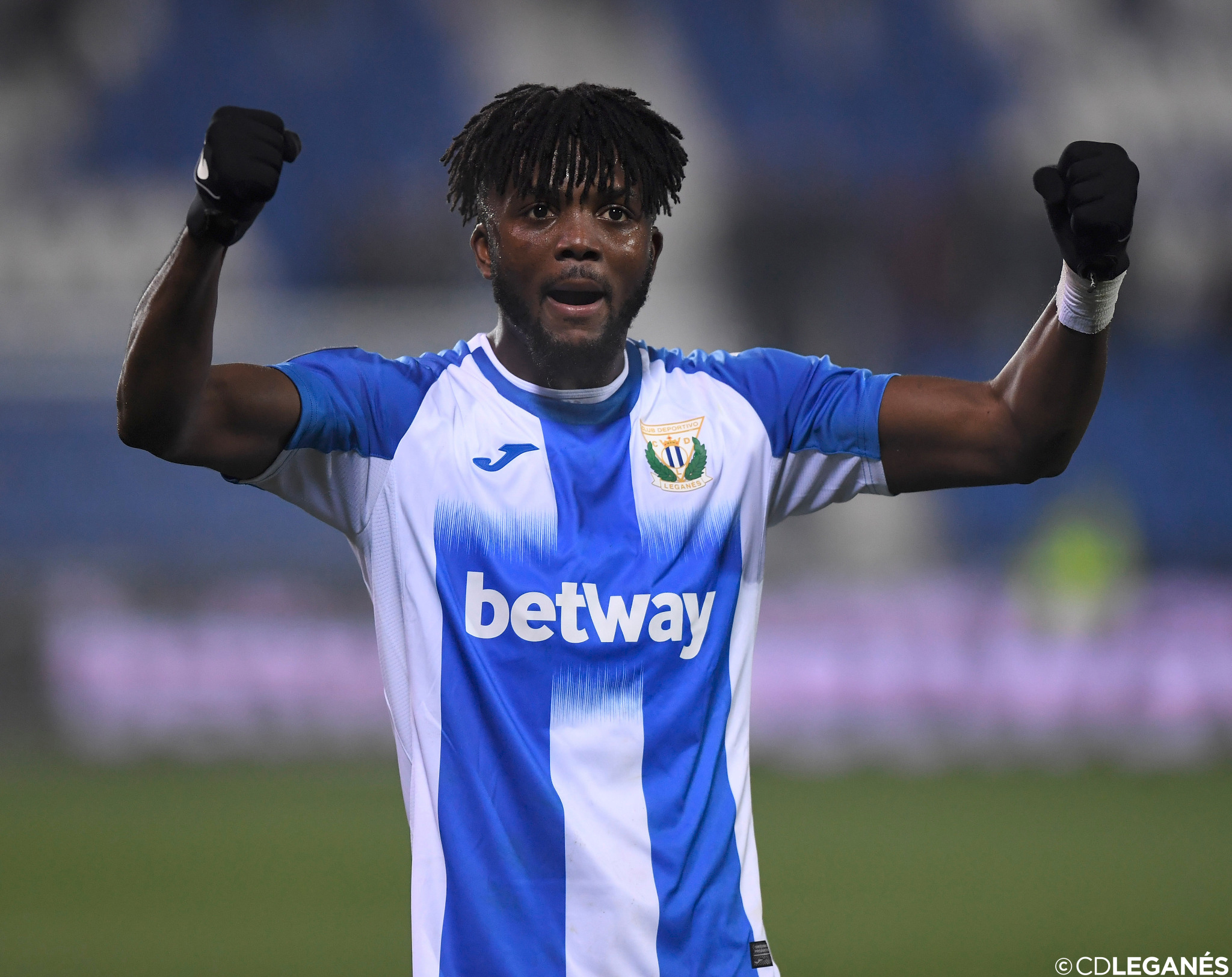 Awaziem Open To Leganes Stay