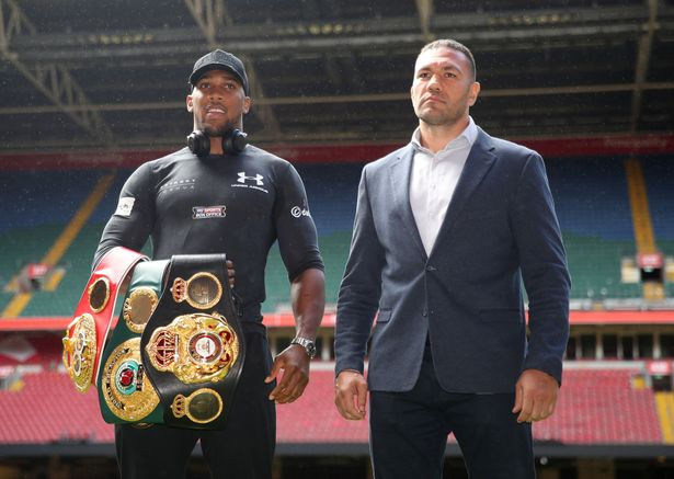 I,000 Fans To Watch Joshua Fight Pulev At Wembley Arena