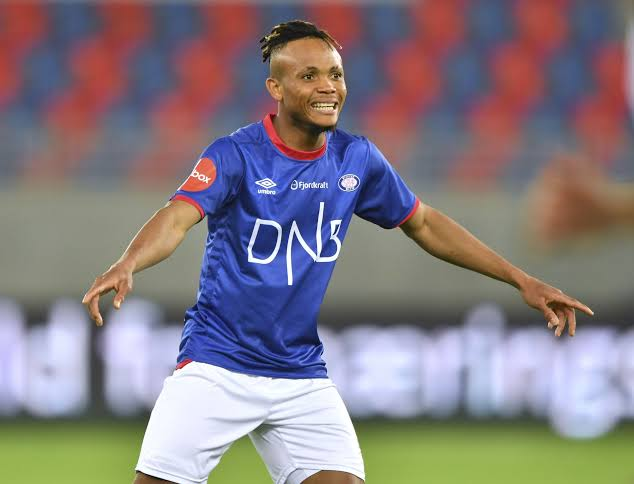 Ejuke Ready To Wait For Super Eagles Chance