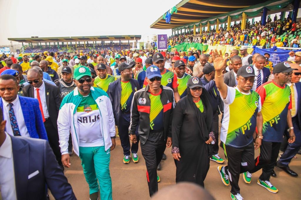 Anambra to Make N1.5bn from Nigeria Police Games; Sports Ministry Hunts for Talents