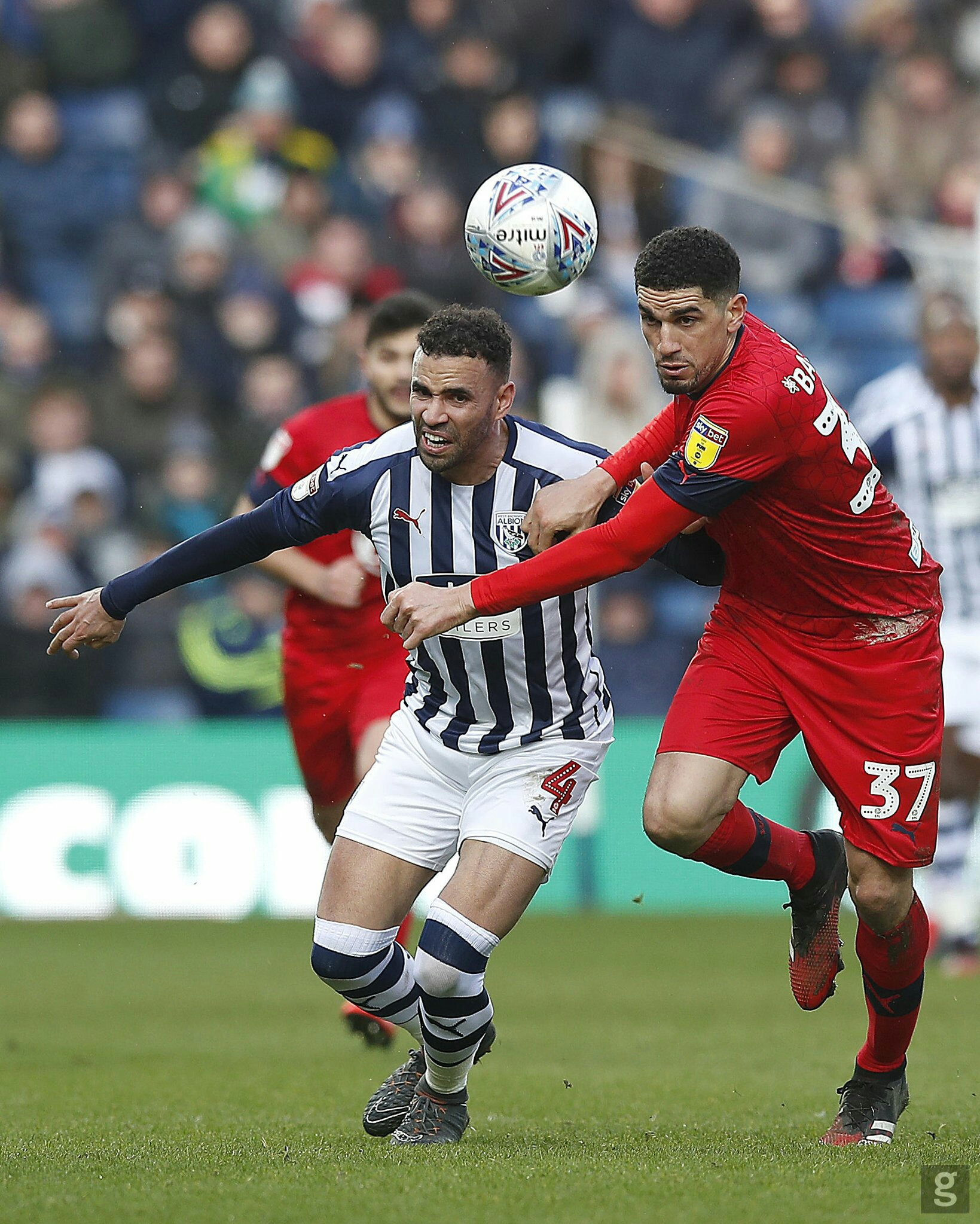 Balogun Plays Down Influence At Wigan Athletic