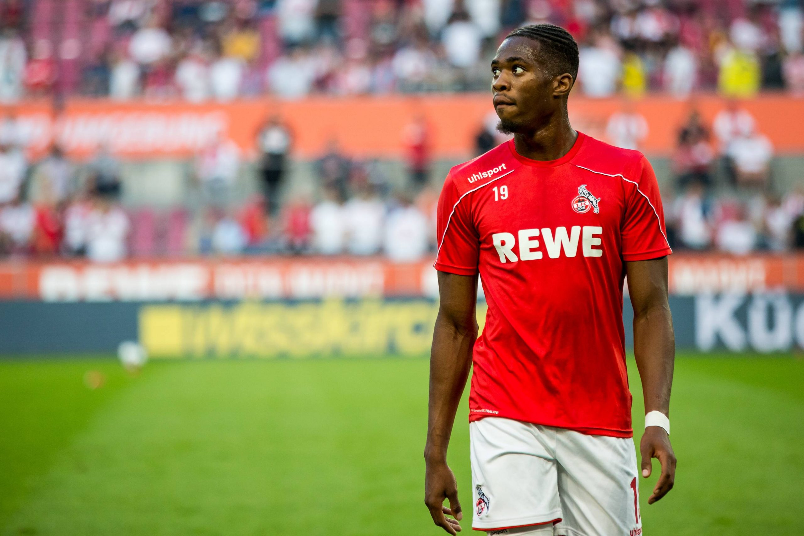 Meet Super Eagles New Boy, Kingsley Ehizibue