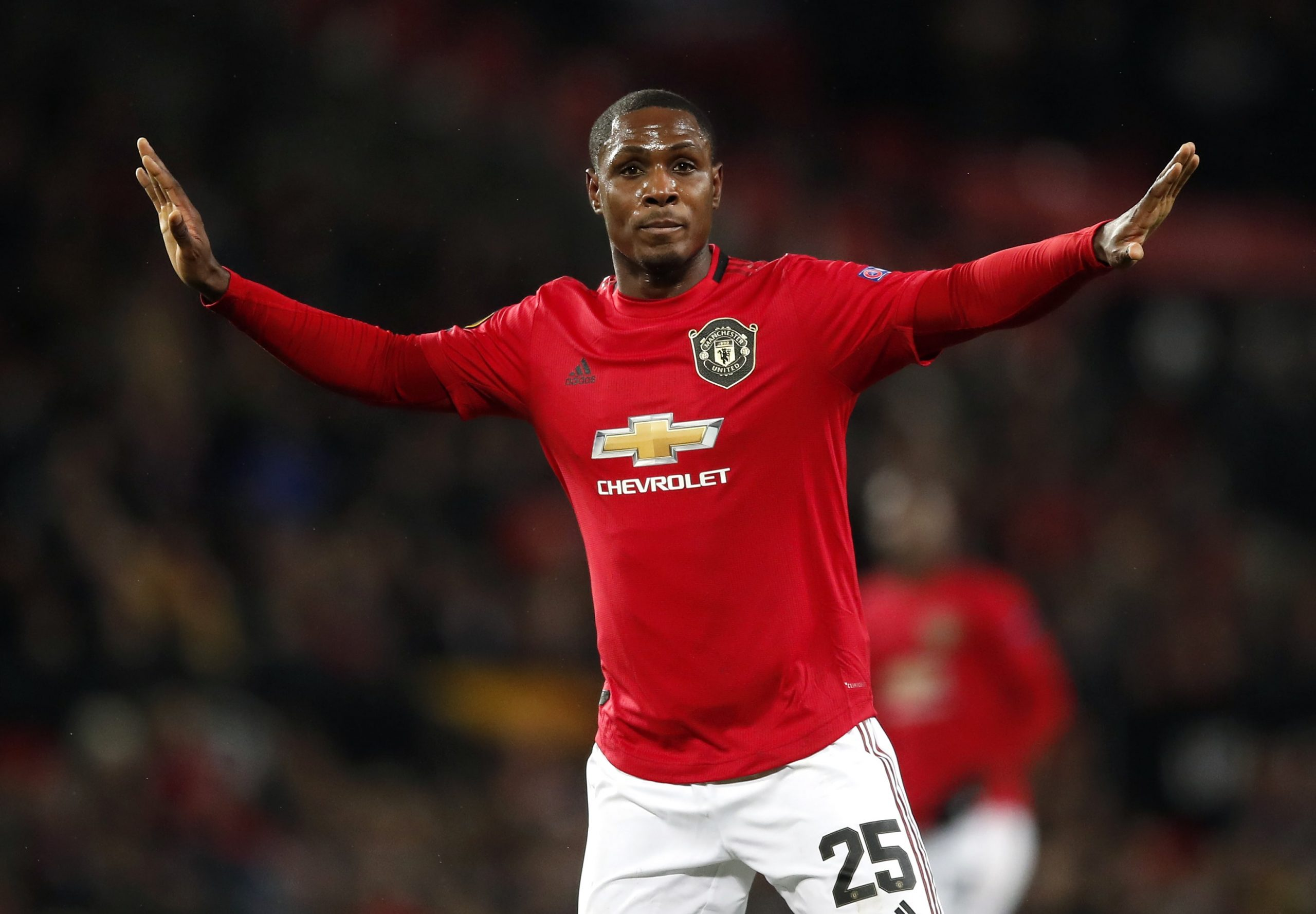 Ighalo: My Man United Dream Bigger Than Shanghai Shenhua Megabucks