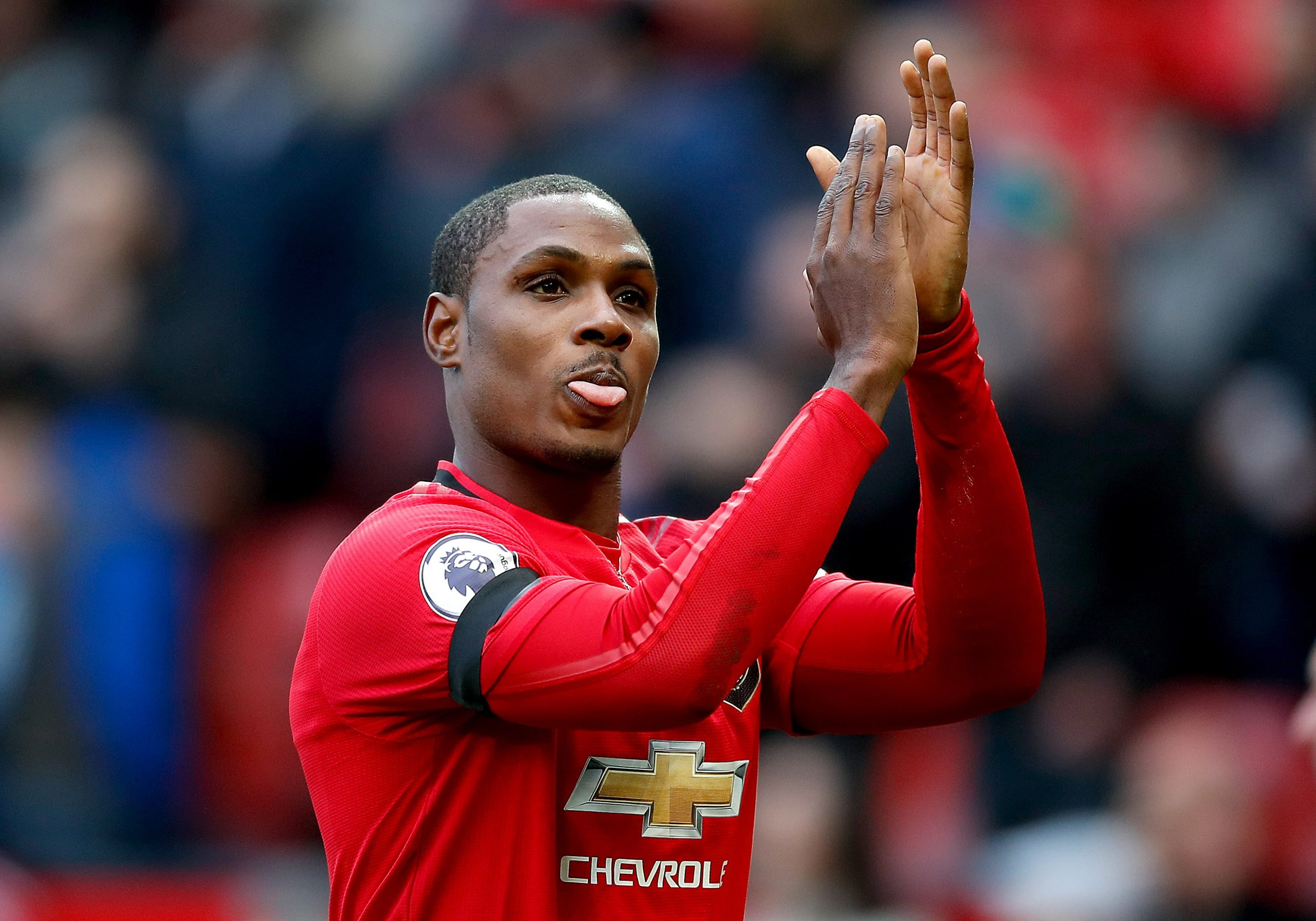 Ighalo Signifies Interest To Stay At Man United Amid Shanghai's £400k Per-week Offer