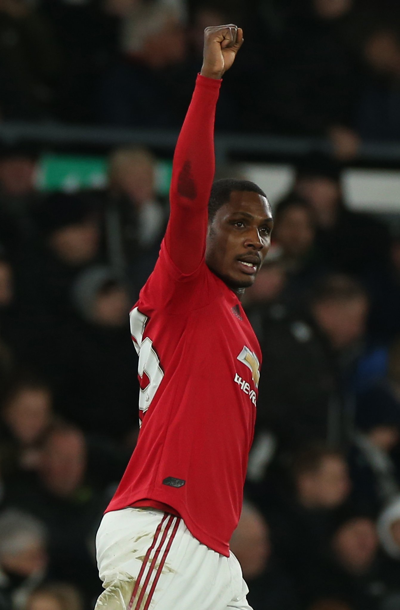 Ighalo Voted Man United's Man Of The Match In FA Cup Win Vs Derby County