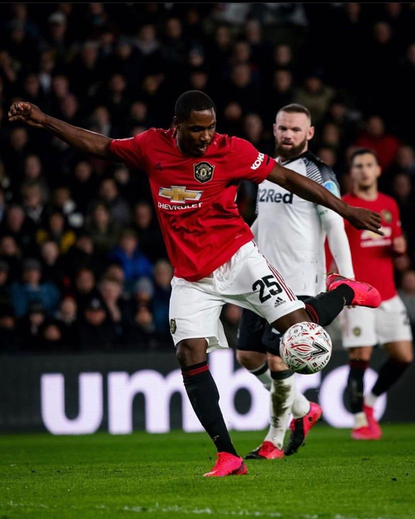 Ighalo Tips Fernandes For Greatness At Manchester United