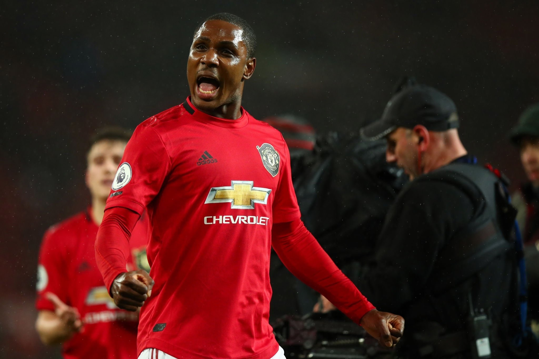 Ighalo Makes Man United Shirt Revelation, Opens Up On Childhood Support
