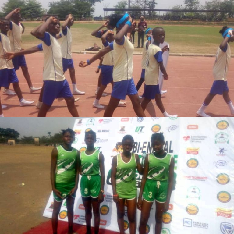 Brightville Schools Inter-House Sports Hold March 11 At Adamasingba Stadium