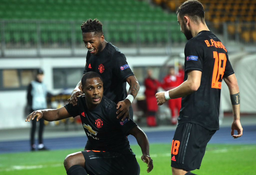 Europa: Ighalo Scores, Provides Assist As Man United Thrash LASK Away