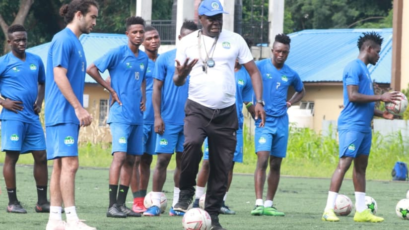 Sierra Leone Coach Tetteh Quits Ahead Of  Super Eagles Clash