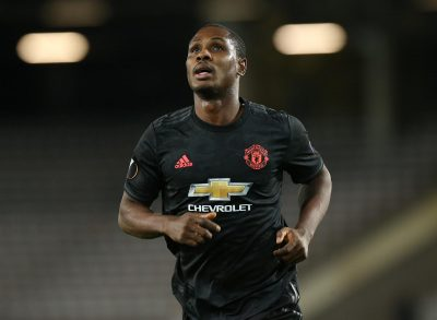 Oliseh Urges Ighalo To Shun China Megabucks For Man United Stay