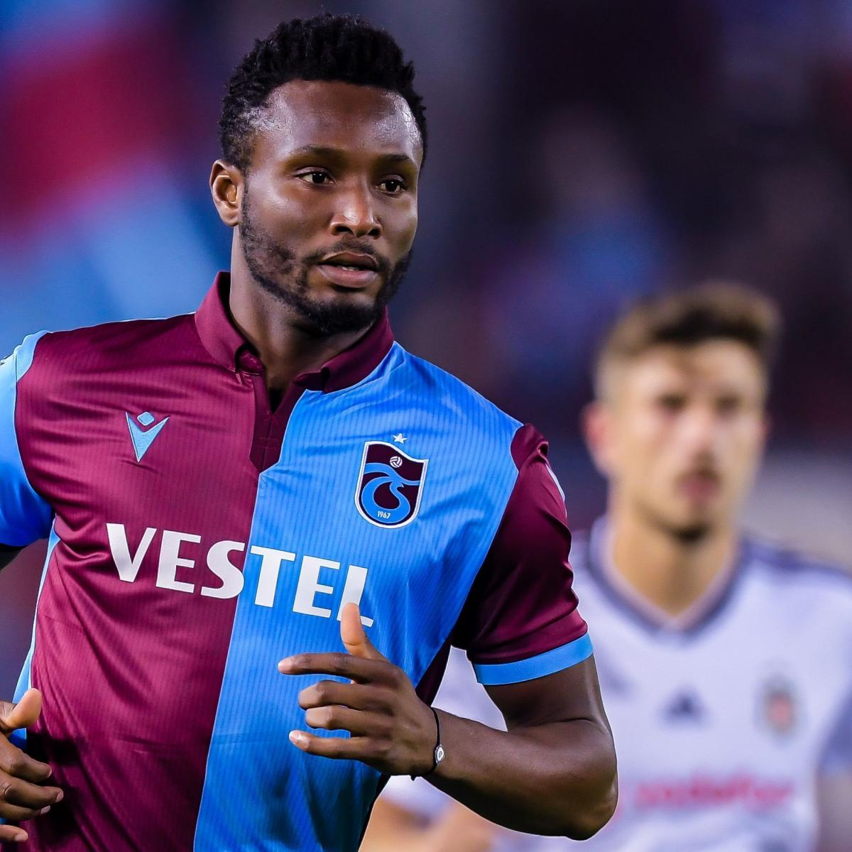 Family Over Everything- Mikel's Wife Backs Trabzonspor Exit
