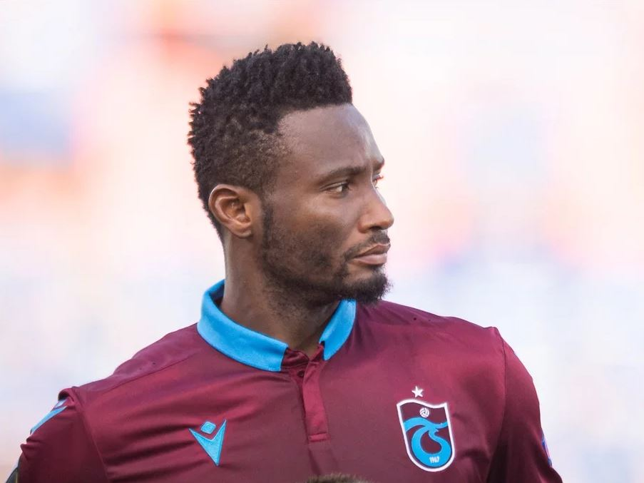 Mikel Confirms Botafago Interest; Says 'I'm Still Thinking About It'