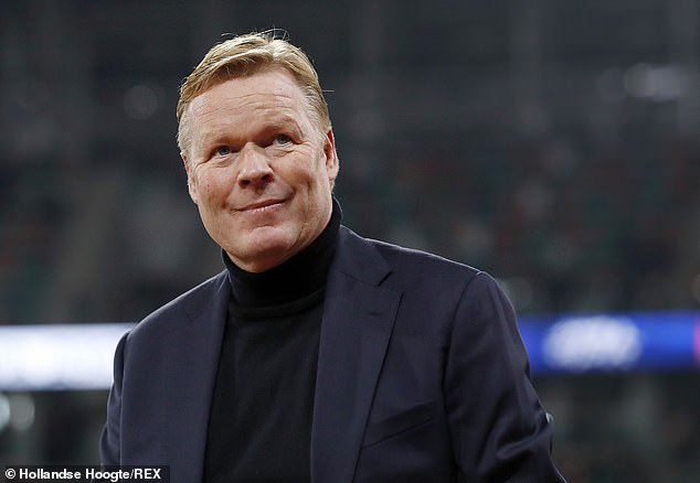 Koeman:  I Turned Down Barcelona Job In January