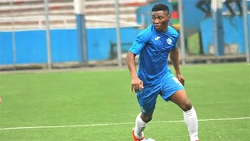 Kidnapped Enyimba Midfielder  Ojo Regains Freedom