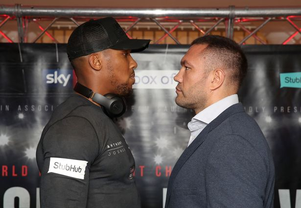 Fury versus Joshua could be the next bout for both fighters - Hearn