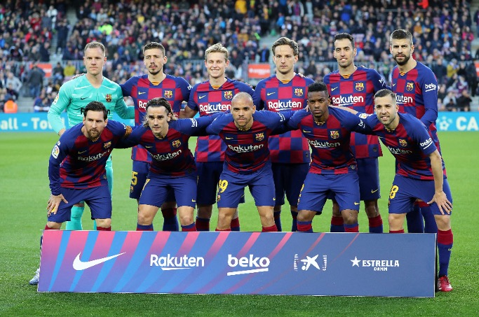 Barcelona Players 'Reject Proposal To Cut Wages' Amid Coronavirus Crisis