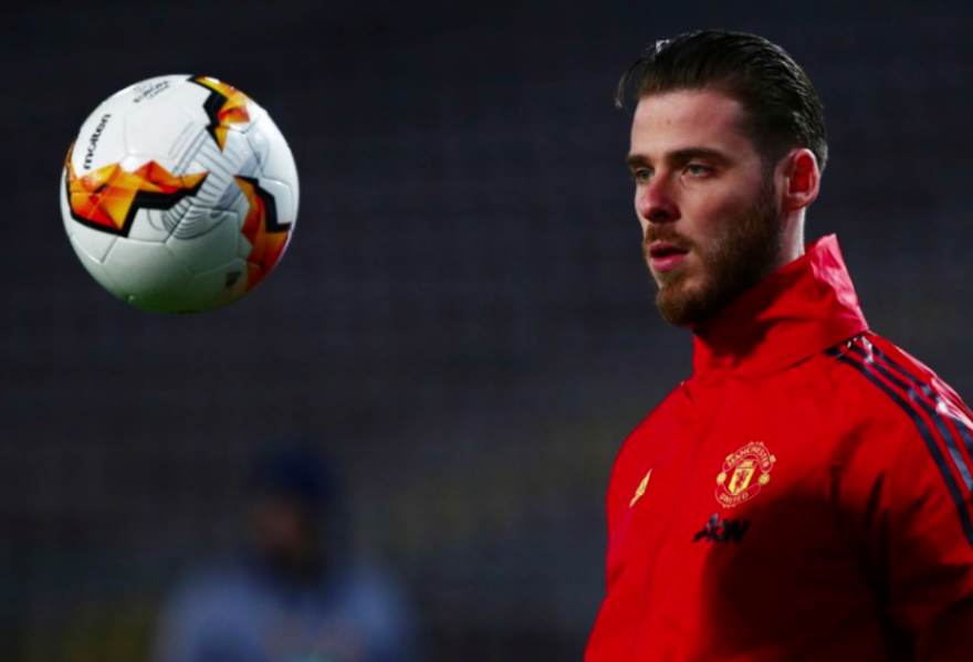 De Gea Donates  €300k To Fight Coronavirus In Madrid