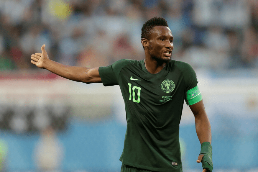 Amokachi:  Mikel Is The Greatest Nigerian Footballer
