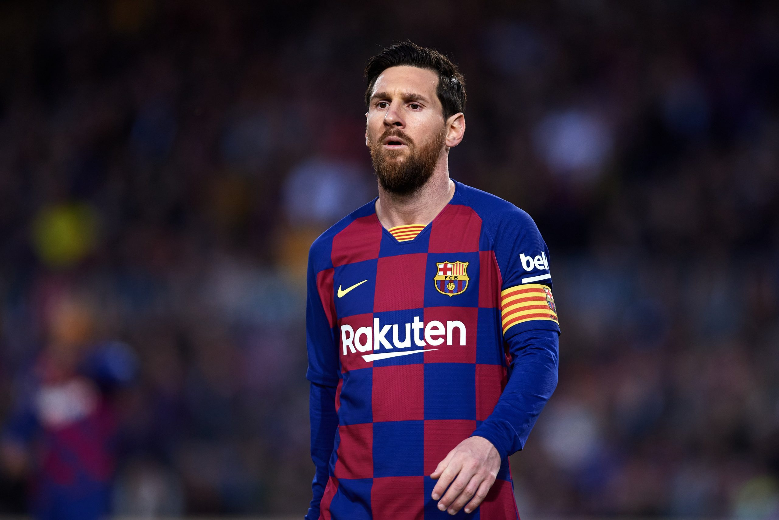Messi To Extend Stay At Barcelona After Bartomeu Resignation