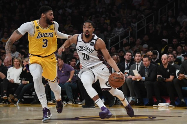 Lakers And Anthony Davis To Host Rockets At STAPLES Center