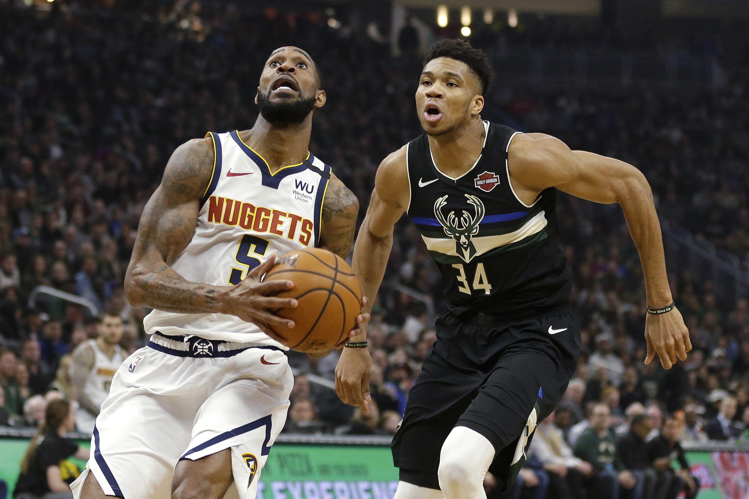 Nuggets And Will Barton To Host Bucks At Pepsi Center