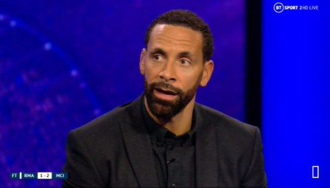 Manchester United Legend Ferdinand Gets Six-Month Driving Ban For Speeding